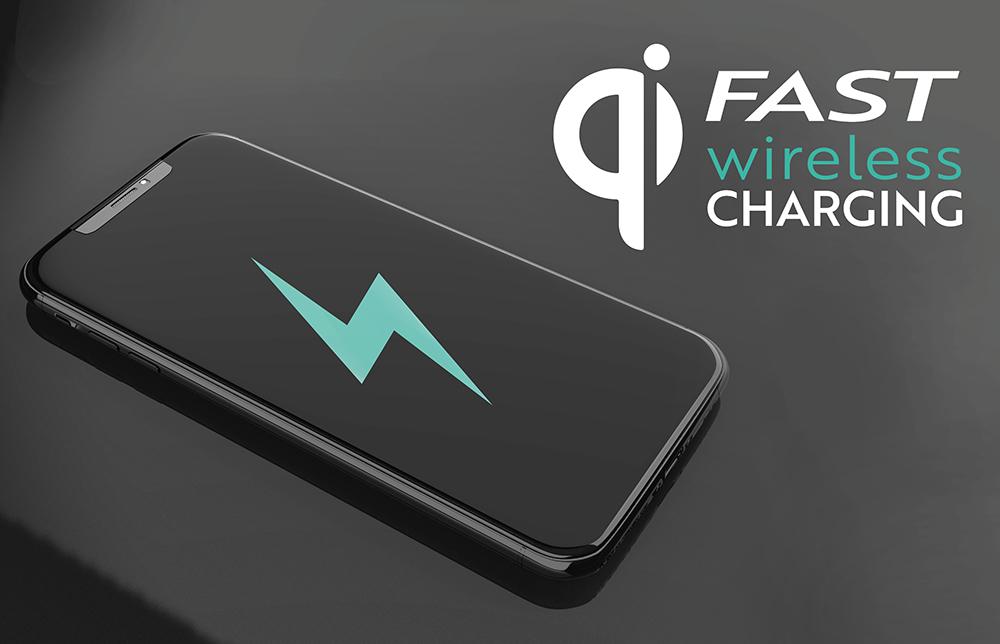 Phonocar Qi Fast Charging Wirelessi